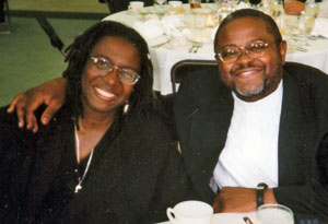 Our Pastor and First Lady